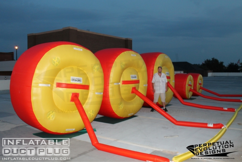 Industrial Inflatables